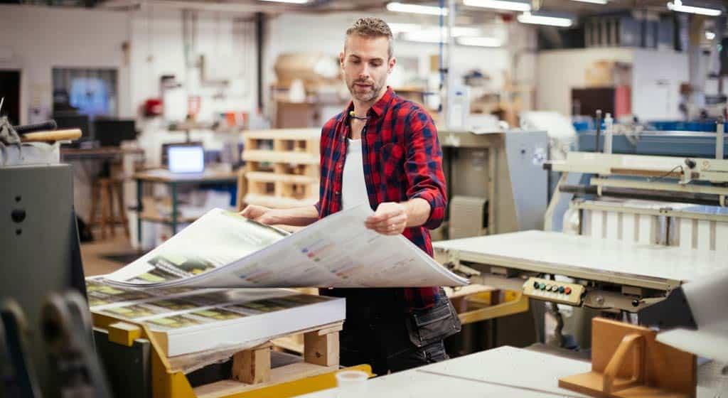 ROHPROG Altpapierankauf von Druckereien