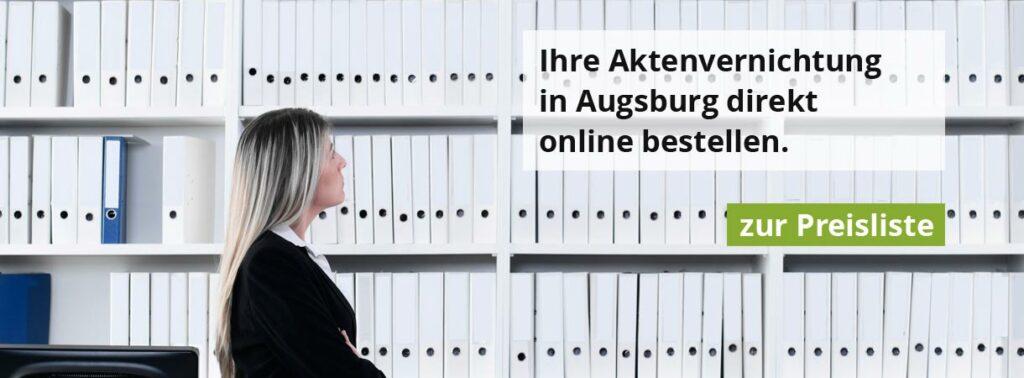 Rohprog Aktenvernichtung in Ausgburg
