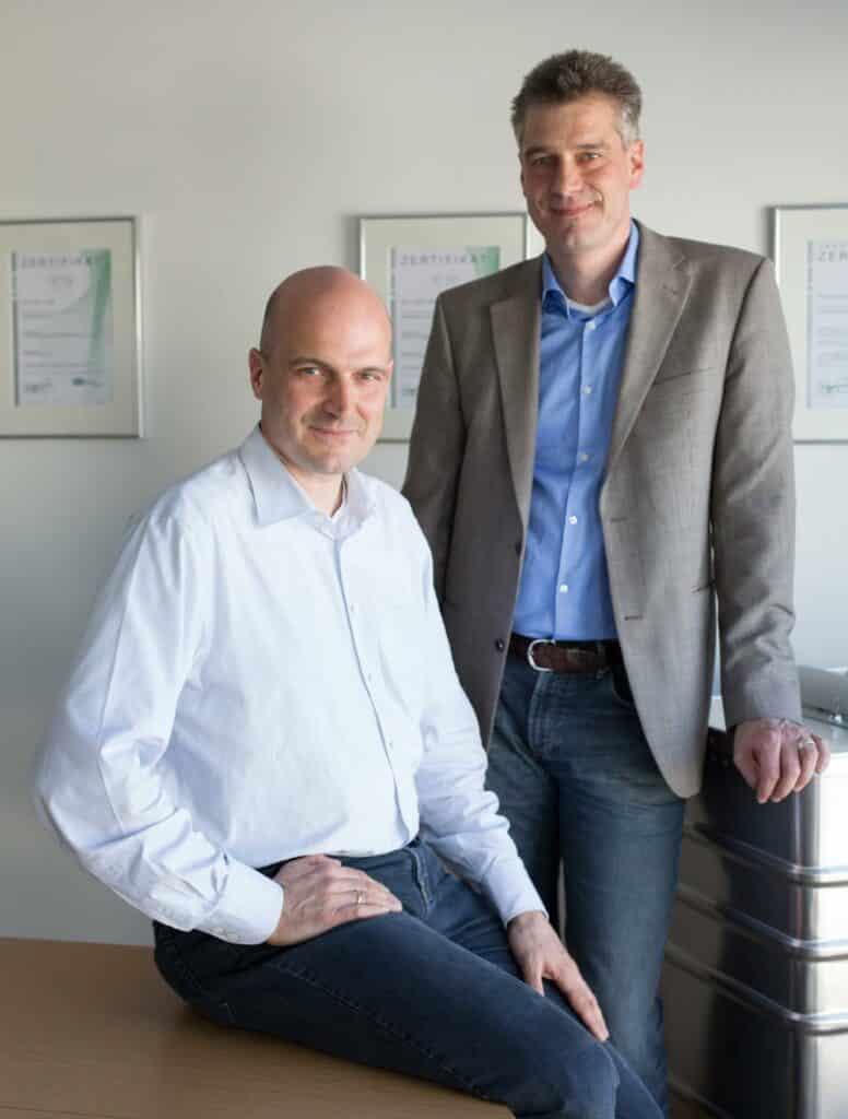 Rohprog Aktenvernichtung Philipp und Christian Güntner