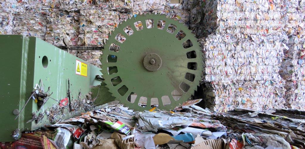 Altpapier München Anlage Presse