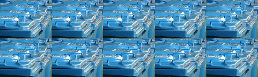 ROHPROG Entsorgung Altpapier Blaue Tonne für Kommunen