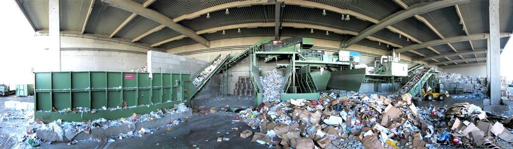 Anlage Papieraufbereitung ROHPROG