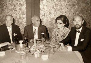 ROHPROG GEsdellschafter Geschäftsführung 1971