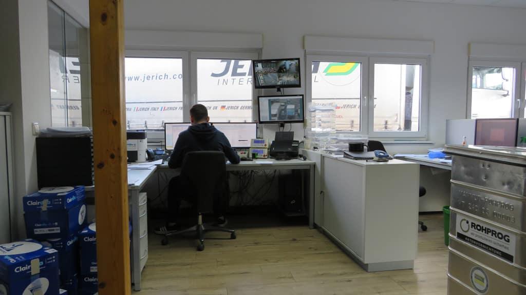 ROHPROG München Job Ausbildung Büromanagement
