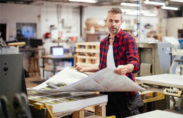 Altpapier Ankauf Druckerei