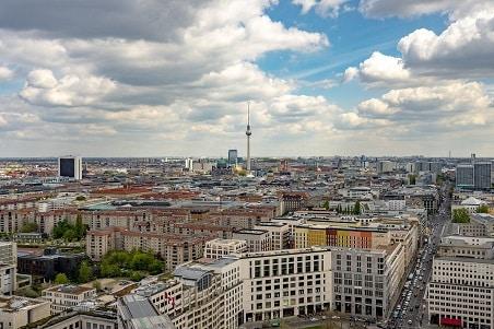 Aktenvernichtung für Berlin