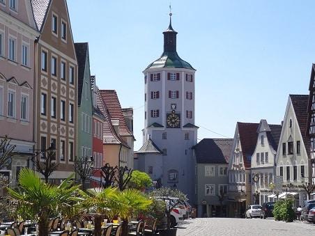 Aktenvernichtung in Günzburg