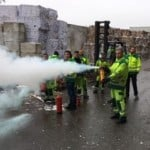 Brandschutzübung in der ROHPROG
