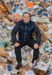 ROHPROG Österreich - Thomas Tomberger im Interview zu Altpapiermarkt Österreich