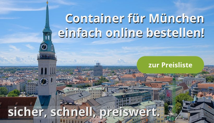 Containerdienst München